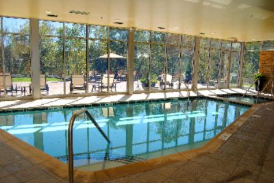 Indoor Pool & Spa Area 5 of 31
