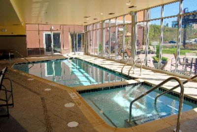 Indoor Pool & Spa Area 7 of 31