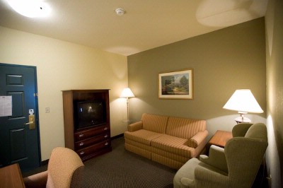Living Area In King Suite 8 of 11
