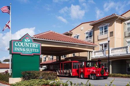 Country Inn & Suites St. Augustine Historic Dist