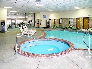 Indoor Pool & Hot Tub 8 of 13