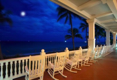 Grand Verandah With Moonlit Sky 16 of 31
