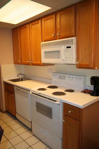 Extended Stay Suite Kitchen 7 of 14