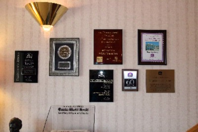 Check Out All Of Our Awards! 9 of 9