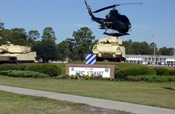 Fort. Stewart Army Base 6 of 7