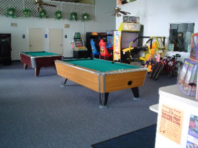 Game Room For The Kids.... 5 of 9