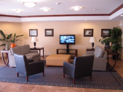 Candlewood Suites Roswell Lobby 3 of 7