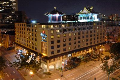 Image of Holiday Inn Select Montreal Centre Ville