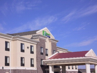 Holiday Inn Express Shelbyville Indiana 1 of 14