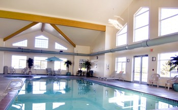 Enjoy Our 24-Hr Indoor Pool Hot Tub And Dry Sauna 2 of 12