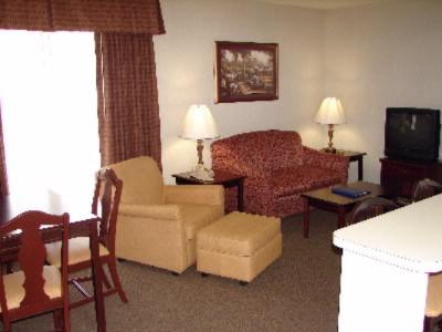 Suite Living Room 11 of 14