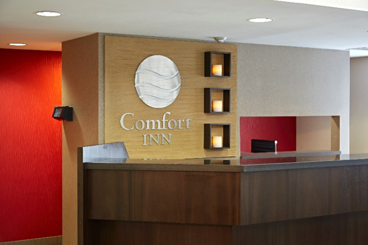 All New Comfort Inn 8 of 8