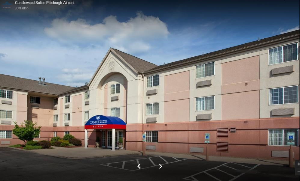 Candlewood Suites Pittsburgh 1 of 10