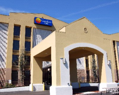 Comfort Inn Wetheresfield / Hartford 1 of 8