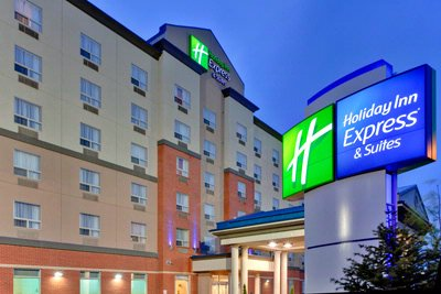 Holiday Inn Express Hotel & Suites Edmonton South 1 of 11