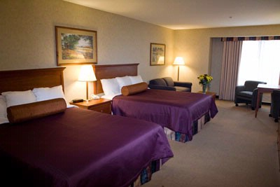 Spacious Guest Rooms Offer A Great Nights Sleep. 4 of 6