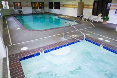 Relax In The Indoor Pool And Hot Tub. 5 of 6