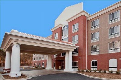 Good Morning And Welcome To The Holiday Inn Express Sw Raleigh Near Ncsu! 7 of 10
