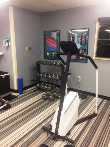 Fitness Center With Free Weights 16 of 17