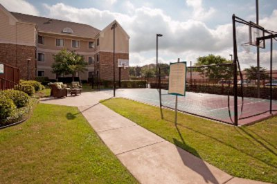 Courtyard Sportcourt Is Well-Lit Sports Equipment Available At The Front Desk. 12 of 31