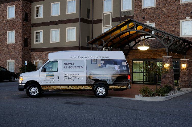 Staybridge Suites Shuttle Offers Transportation W/in 5 Mile Radius 24 of 31