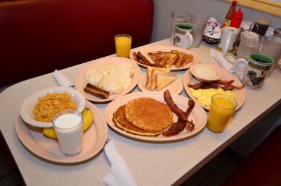 Enjoy A Complimentary Full Hot Breakfast To Start Your Day. 8 of 13