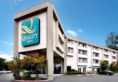 Quality Inn Renton 1 of 5