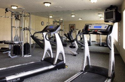 Our Fitness Center Allows You To Keep Up With Your Fitness Routine. 7 of 9