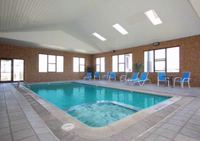 Relax In Our Hot Tub Or Cool Down In Our Indoor Pool 8 of 14