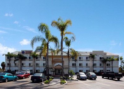 Quality Suites San Go Otay Mesa 2351 Center Dr Ca 92154