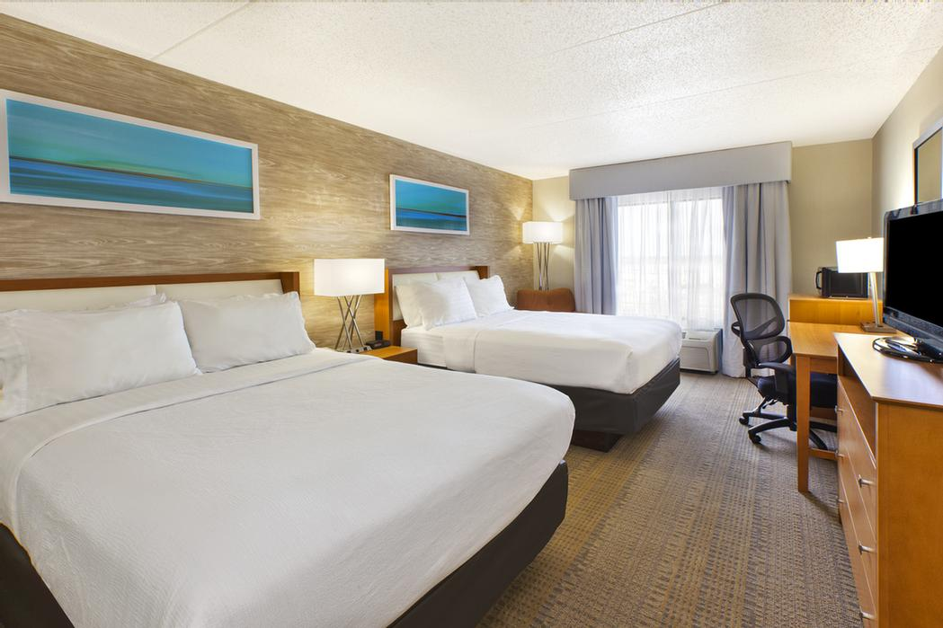 Holiday Inn Hotel & Suites Bolingbrook Double Beds