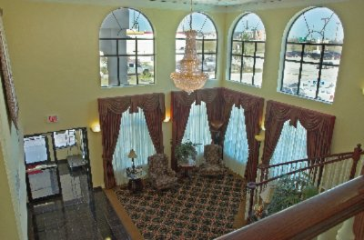 View Of Our Lobby From The Second Floor 7 of 11