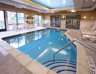 Heated Indoor Pool 5 of 12