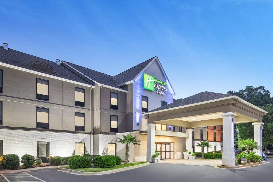 Image of Holiday Inn Express Hotel & Suites Duncan