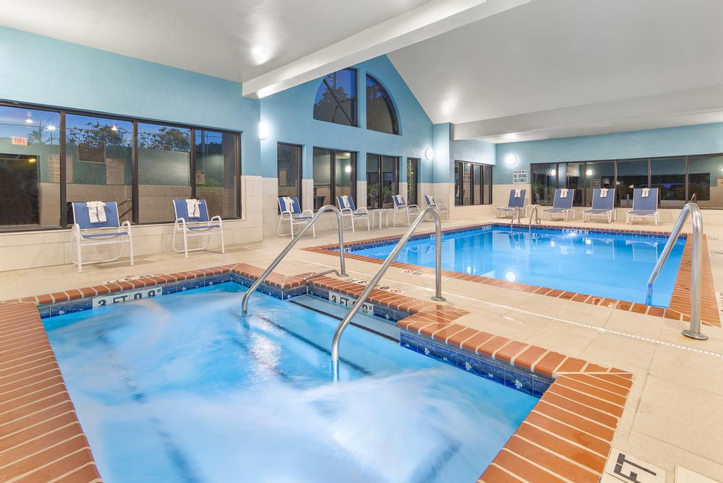 Year-Round Indoor Pool & Spa 3 of 15