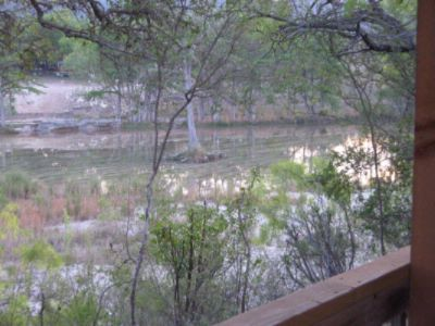 Frio River Deck View 9 of 21
