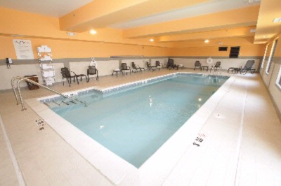 Enjoy A Swim In Our Heated Indoor Pool 4 of 10