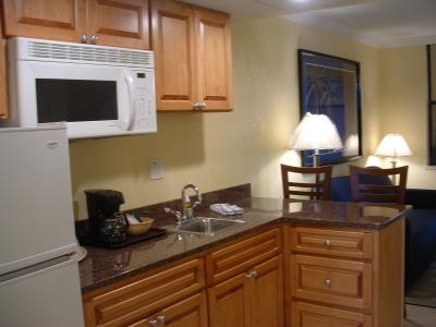 Our Two-Room Suites Feature Flat Screen Tvs And Apartment-Size Refrigerators. 4 of 10