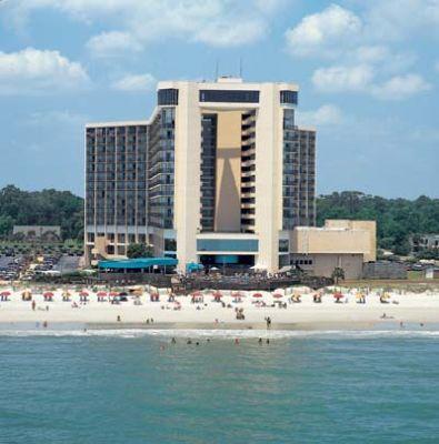 Hilton Myrtle Beach Resort Myrtle Beach Sc 10000 Beach Club 29572