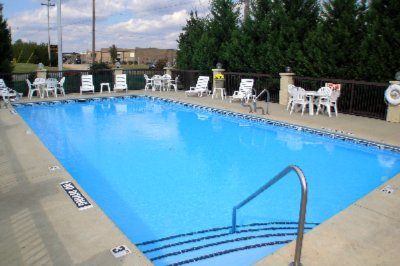 The Outdoor Pool Is Beautiful When Open Seasonally In The Spring Summer And Early Fall. 3 of 4