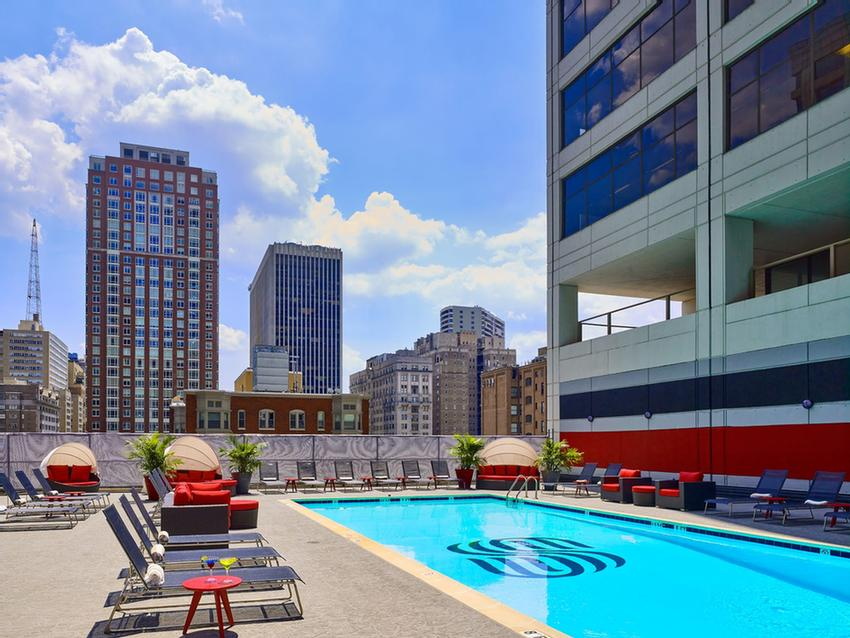 Our Newly Redesigned Presidential Suite Bathroom 11 of 30