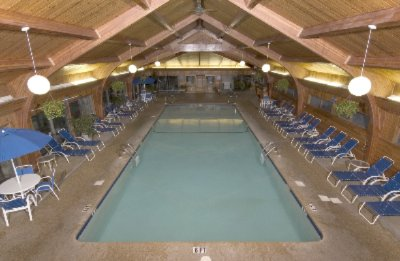Chetola Resort Indoor Pool 6 of 10