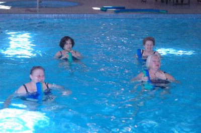 Carriage Ridge Resort -Aquafit Calls 9 of 11