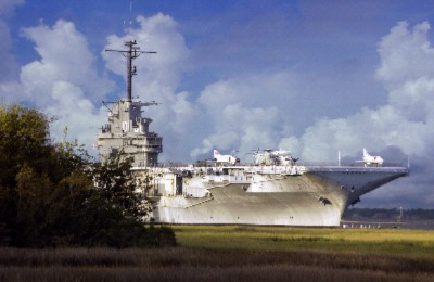 Uss Yorktown & Naval & Maritime Museum At Patriots Point -6mi. 12 of 28