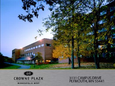 Image of Crowne Plaza Minneapolis West Hotel