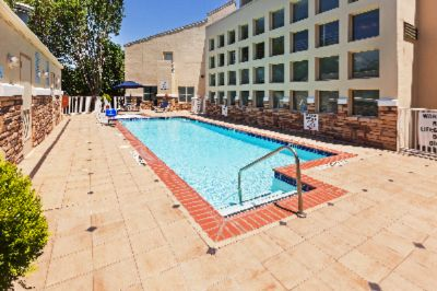 Enjoy A Refreshing Dip In Our Pool Or Hot Tub! 4 of 8