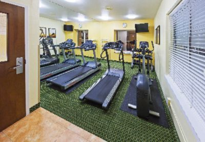 Work Out In Our Fitness Room. 5 of 8