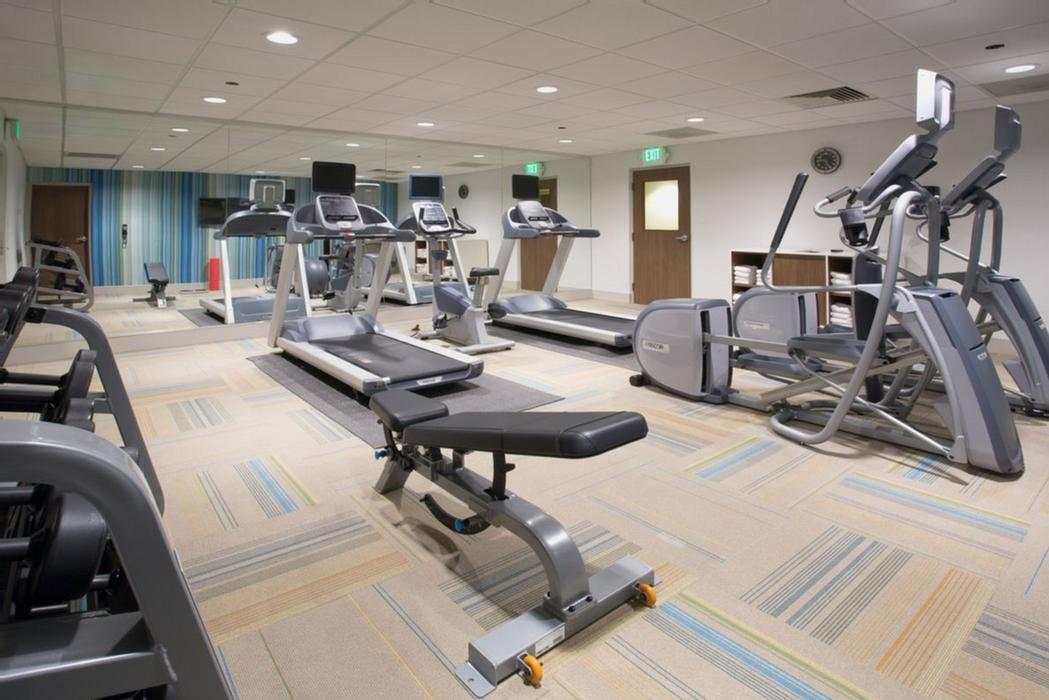 The Fitness Center Will Keep You In Shape When You Are Traveling. 5 of 27