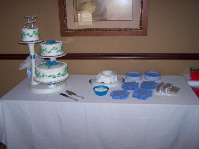 Cake Table 12 of 16