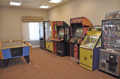 Sleep Inn & Suites-Cave City-Game Room 10 of 11